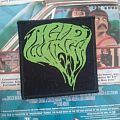 Acid Witch Logo Patch