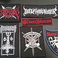 Dissection - Patch - patches dissection, master's hammer, witchmaster, impiety