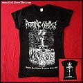 ROTTING CHRIST - 25 Years of Anti-Christian Resistance (Ladies shirt)