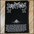 BLASPHEMOUS fanzine anthology book