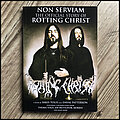 Rotting Christ - Other Collectable - NON SERVIAM: The Official Story of ROTTING CHRIST paperback book