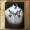 THE DEATH ARCHIVES: MAYHEM 1984-94 book (by Necrobutcher) Other Collectable