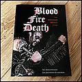 Entombed - Other Collectable - BLOOD FIRE DEATH: The Swedish Metal Story book
