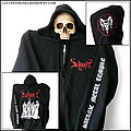 Beherit - Hooded Top - BEHERIT: official 'Oath Of Black Blood' zip hoodie