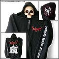 Beherit - Hooded Top - BEHERIT: official 'Oath Of Black Blood' zip hoodie