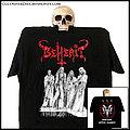 Beherit - TShirt or Longsleeve - BEHERIT: official 'Oath Of Black Blood' shirt