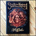 MORTIIS 'Secrets Of My Kingdom: Return To Dimensions Unknown' large format hardback. Other Collectable