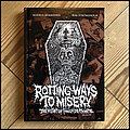 Amorphis - Other Collectable - Rotting Ways To Misery: The History of Finnish Death Metal hardback book