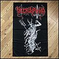 Necromantia - Other Collectable - NECROMANTIA official large flag / textile poster