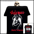 VULCANO 'Bloody Vengeance' official shirt