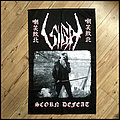 SIGH: official Scorn Defeat 'Samurai' large flag / textile poster Other Collectable