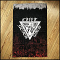 N/a - Other Collectable - CULT NEVER DIES large flag / textile poster