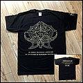 Abruptum - TShirt or Longsleeve - ABRUPTUM: official Logo / In Umbra Malitiae Ambulabo... shirt