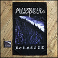 ULVER: official Bergtatt large flag (mk2) Other Collectable