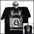 Mysticum - TShirt or Longsleeve - MYSTICUM: official 'Medusa's Tears' shirt