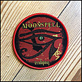 Moonspell - Patch - Official MOONSPELL: 'Irreligious' patch