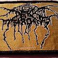 Darkthrone yellow patch