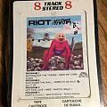 Riot - Other Collectable - RIOT - Narita 8 track cassette