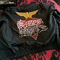 Saxon - Wheels of steel tour jacket