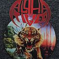 Alpha Tiger-Backpatch