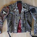 Studded vest/jacket
