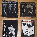 Discharge patches