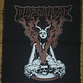 Dopethrone - Sludge Tsunami Tour Backpatch