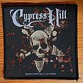 Cypress Hill - Patch - Cypress Hill - Skull & Bones patch