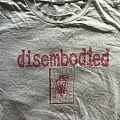 Disembodied t shirt