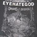 TShirt or Longsleeve - Eyehategod - Event shirt & Poster - Oakland 8/12/11