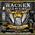 Wacken 2014 patch