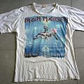iron maiden official vintage shirt