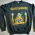 iron maiden vintage hoodie 1988 Hooded Top