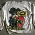 Ozzy Osbourne - Hooded Top - SOLD official vintage OZZY hoodie 1984