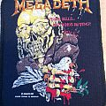 megadeth 1987 official patch