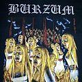 Burzum - TShirt or Longsleeve - Burzum - Burning Witches 2003