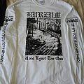 Burzum - TShirt or Longsleeve - Burzum - Hvis Lyset Tar Oss white longsleeve 1995