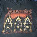 Immortal - TShirt or Longsleeve - Immortal - Damned in Black short sleeve 2002