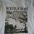 Burzum - TShirt or Longsleeve - Burzum - Hvis Lyset Tar Oss white shortsleeve