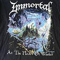 Immortal - TShirt or Longsleeve - Immortal- at the Heart of Winter short sleeve 1998