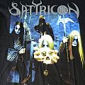 Satyricon - TShirt or Longsleeve - Satyricon - Nemesis Divina short sleeve 2016