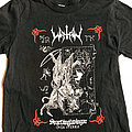 Watain Swedish tour t-shirt