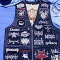 Black Pagan battle vest