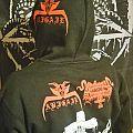 Abigail, Nocturnal Damnation hoodie
