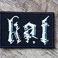 Kat - Patch - Kat logo patch