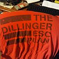 The Dillinger Escape Plan red logo shirt