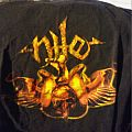"Nile ""Annihilation of the Wicked"" short sleeve  TShirt or Longsleeve"