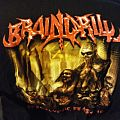 "Brain Drill ""Apocalyptic Feasting"" shirt"