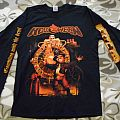 Helloween - TShirt or Longsleeve - Helloween - Hellish Rock Pt.1 Tour 2007-2008 / longsleeve