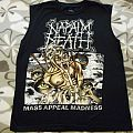 Napalm Death - TShirt or Longsleeve - Napalm Death - Mass Appeal Madness / tshirt with cut sleeves